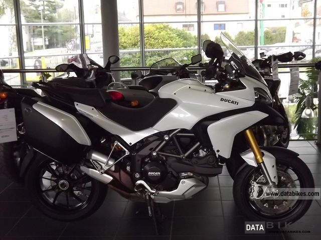 2011 Ducati  Multistrada 1200 S ABS Touring MTS Motorcycle Enduro/Touring Enduro photo