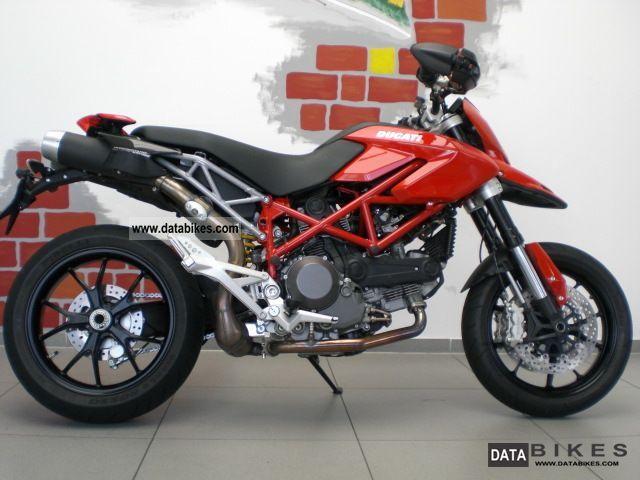 Ducati  Hypermotard 1100 Evo from 1.Hand 2011 Motorcycle photo