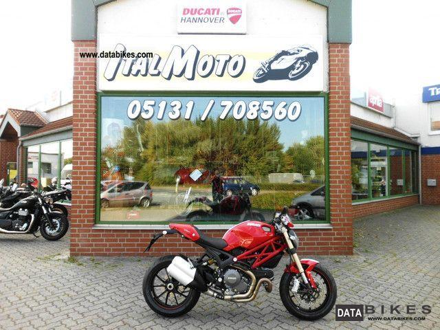 Ducati  MONSTER 1100 EVO ABS / DTC 2011 Naked Bike photo