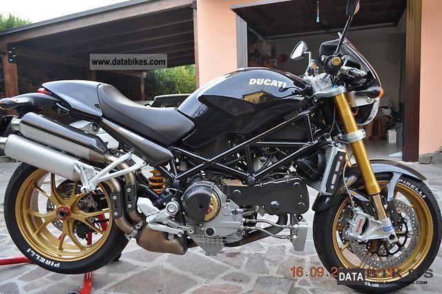 Ducati  Monster S4RS 2007 Naked Bike photo