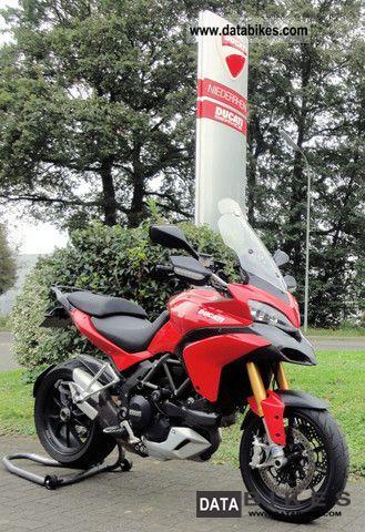 2011 Ducati  Multistrada 1200 S Sport ABS available immediately Motorcycle Enduro/Touring Enduro photo