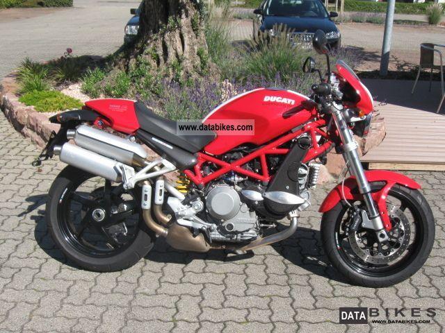 Ducati  Monster S2R 1000 compressor, shipping bundesw. € 99 2008 Naked Bike photo