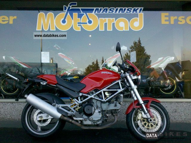 2003 Ducati  Monster M1000 i.E. Motorcycle Motorcycle photo