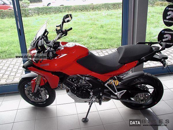 2011 Ducati  Multistrada 1200 Motorcycle Tourer photo