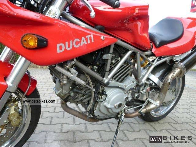 2003 Ducati  Supersport 1000 DS Motorcycle Sport Touring Motorcycles photo