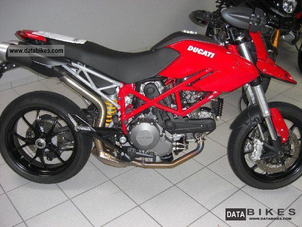 2010 Ducati  HYPERMOTARD 796 RED Motorcycle Sports/Super Sports Bike photo