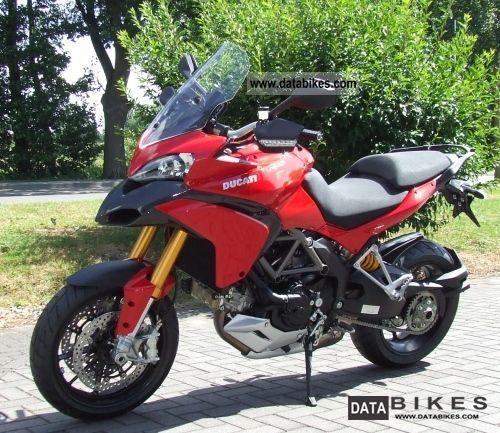 2011 Ducati  Multistrada 1200 S Sport ABS 0.99% Motorcycle Enduro/Touring Enduro photo