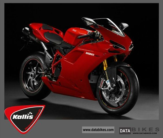 2011 Ducati  1198 SP NEW - from distributor! Motorcycle Sports/Super Sports Bike photo