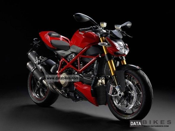 2011 Ducati  STREET FIGHTER's 1098 - 2012 NOW AVAILABLE! Motorcycle Streetfighter photo