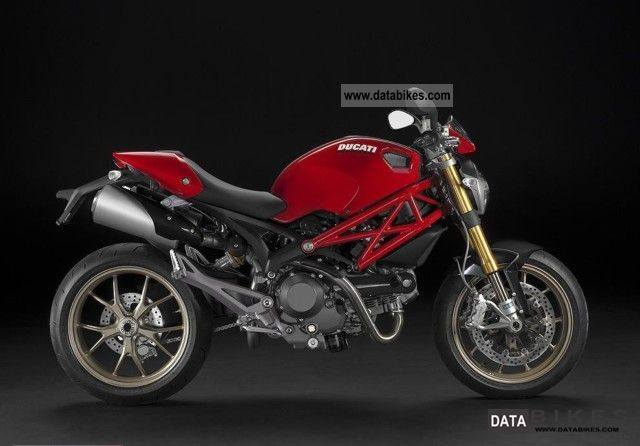 2011 Ducati  Monster monster 1100s Motorcycle Motorcycle photo