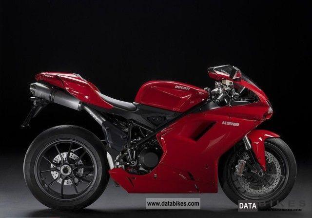 2011 Ducati  Desmosedici 1198 Motorcycle Motorcycle photo