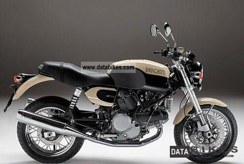 2009 Ducati  Monster GTGT1000 Motorcycle Sport Touring Motorcycles photo
