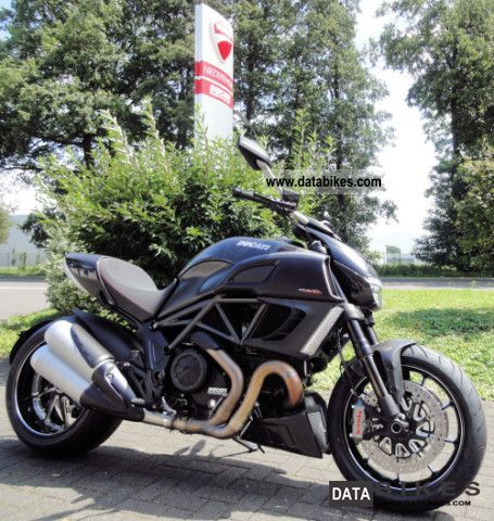2011 Ducati  Diavel Carbon 1200 ABS now available Motorcycle Motorcycle photo
