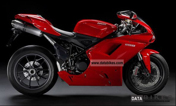 2011 Ducati  1198 - DTC, circuit breaker - 0.99% financing Motorcycle Sports/Super Sports Bike photo