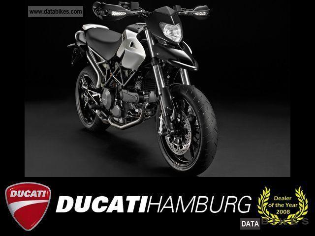 2011 Ducati  Hypermotard 796 MATT Motorcycle Motorcycle photo