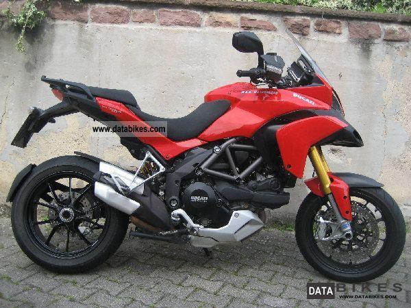 2011 Ducati  MULTISTRADA MTS1200S TOURING Motorcycle Enduro/Touring Enduro photo