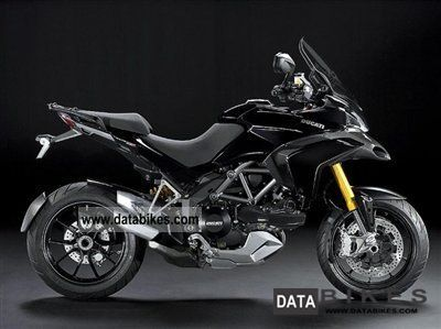 2011 Ducati  Multistrada 1200 S Touring ABS including cargo Sun Motorcycle Enduro/Touring Enduro photo