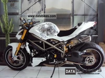 2011 Ducati  Streetfighter S, Hyper Fighter complete conversion Motorcycle Naked Bike photo