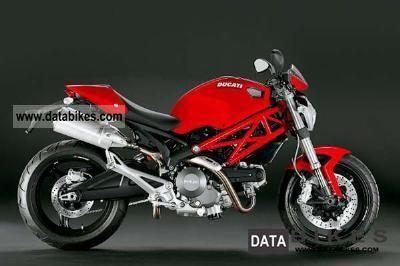 Ducati  Monster 696 +, including ABS cargo shipped immediately 2011 Naked Bike photo
