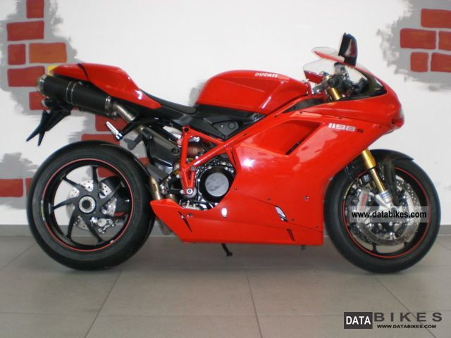 2010 Ducati  1198 S model 2010 with Ohlins 1.Hand, no VF Motorcycle Sports/Super Sports Bike photo