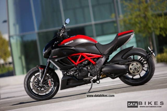 2011 Ducati  Diavel Carbon 1200 Red - 2012 - IN STOCK Motorcycle Motorcycle photo
