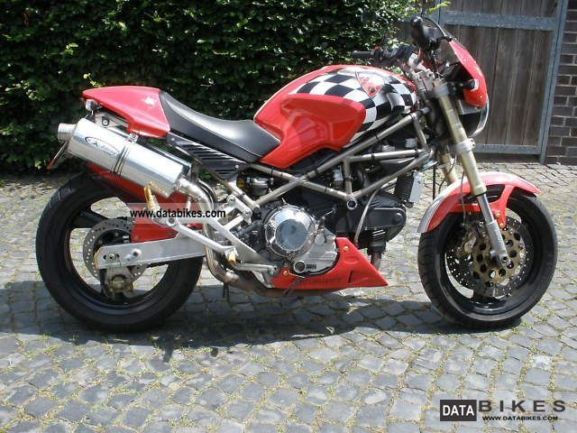 1993 Ducati  Monster M900 EXCHANGE Motorcycle Motorcycle photo