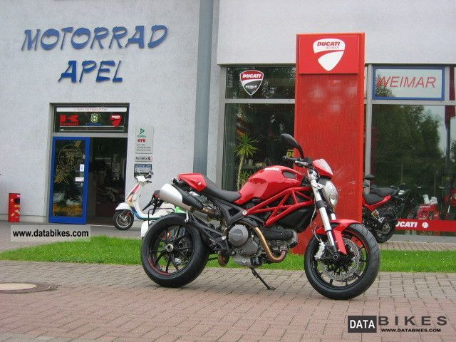 2011 Ducati  Big red 796 IN STOCK Motorcycle Naked Bike photo