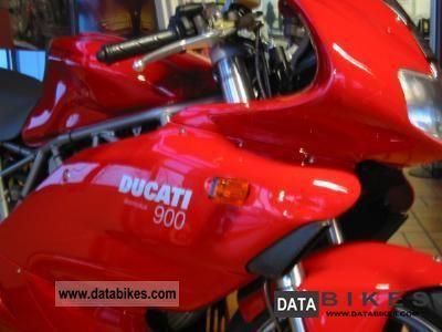 Ducati  900 SS Carenata 2002 Sports/Super Sports Bike photo