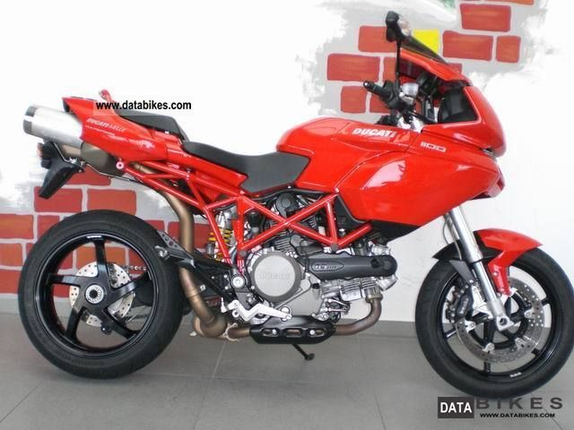 2008 Ducati  1.Hand Multistrada 1100, the alternative Tourer Motorcycle Motorcycle photo