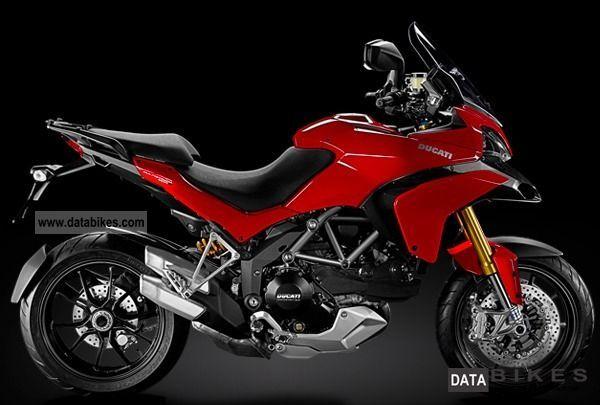 2011 Ducati  MULTISTRADA 1200s ABS / DTC 2012 IN STOCK Motorcycle Enduro/Touring Enduro photo
