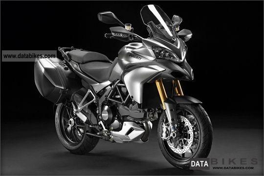 2011 Ducati  MULTISTRADA available immediately 1200s-2012 Touring Motorcycle Enduro/Touring Enduro photo