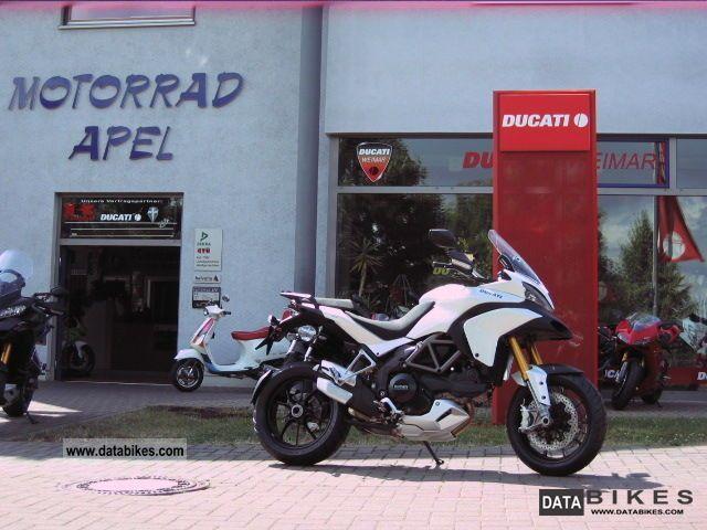 2011 Ducati  Multistrada 1200 S ABS Touring Motorcycle Enduro/Touring Enduro photo
