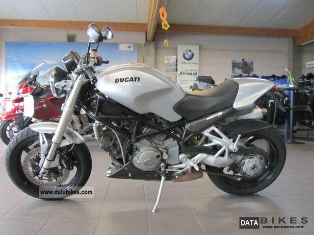 2007 Ducati  Monster 1000 S2R Motorcycle Sports/Super Sports Bike photo