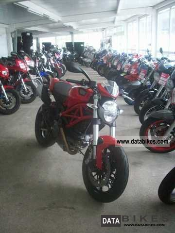 2011 Ducati  Monster M 796 ABS model 2012 Motorcycle Naked Bike photo