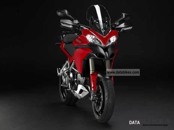 2011 Ducati  MULTISTRADA 1200 ABS DTC from 0.99% financing Motorcycle Enduro/Touring Enduro photo
