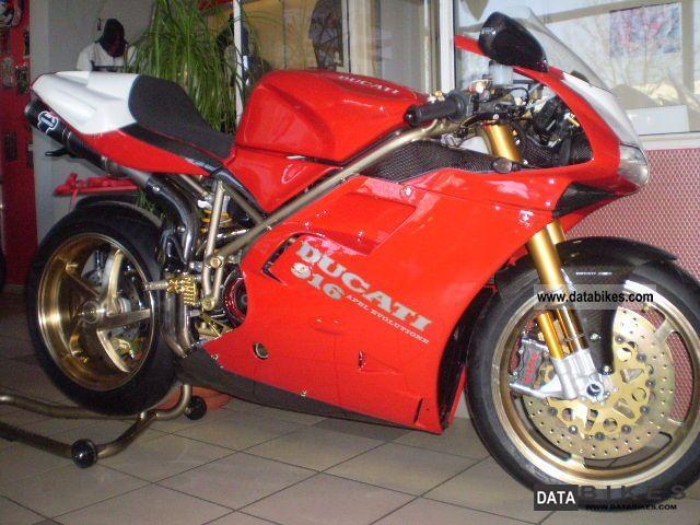 1995 Ducati  SPA 916 Evolutione - 916spa.de Motorcycle Sports/Super Sports Bike photo
