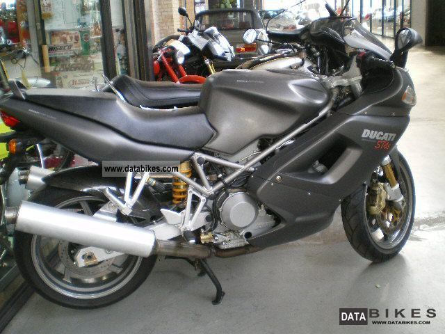 2005 Ducati  ST 4 Motorcycle Sports/Super Sports Bike photo