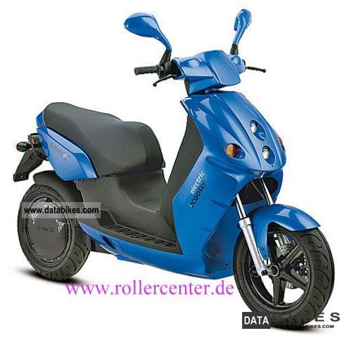 e-max  110S 2011 Electric Motorcycles photo