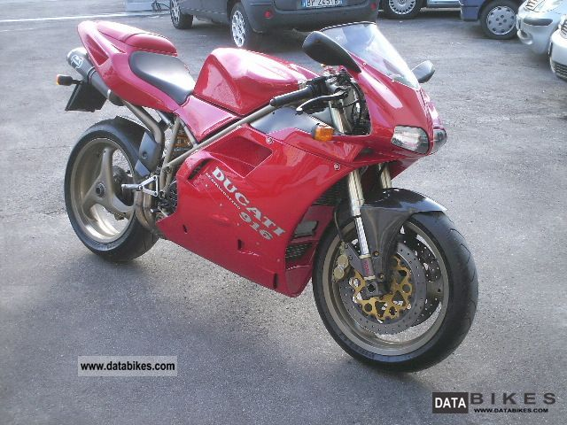 1995 e-max  916S Motorcycle Sports/Super Sports Bike photo