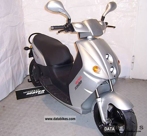 e-max  E-max electric scooters S 110 2011 Electric Motorcycles photo