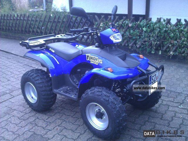 E-Ton  Yukon EXL-150 2011 Quad photo
