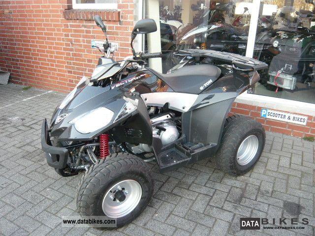 2011 E-Ton  Vector 300 Motorcycle Quad photo