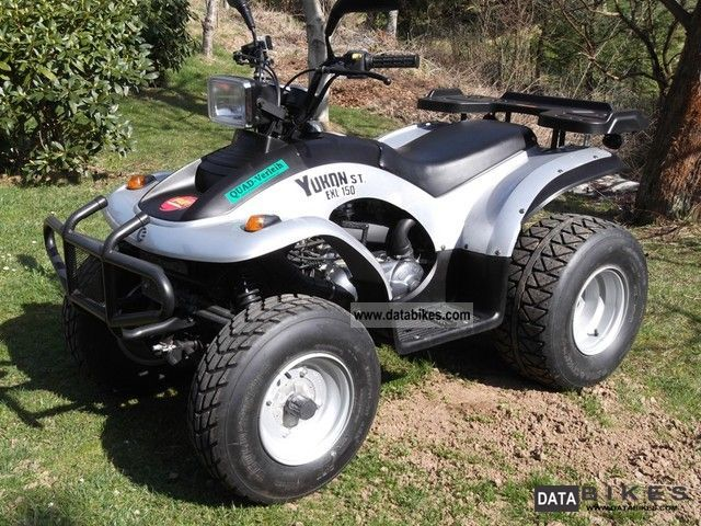 2004 E-Ton  EXL 150 Yukon Motorcycle Quad photo