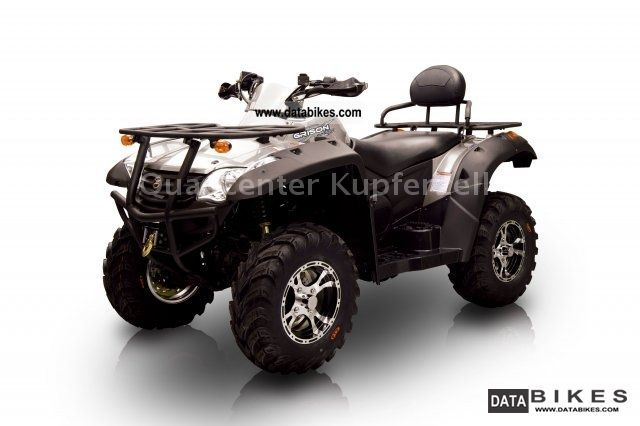 2011 Explorer  Terra Lander 625 Motorcycle Quad photo