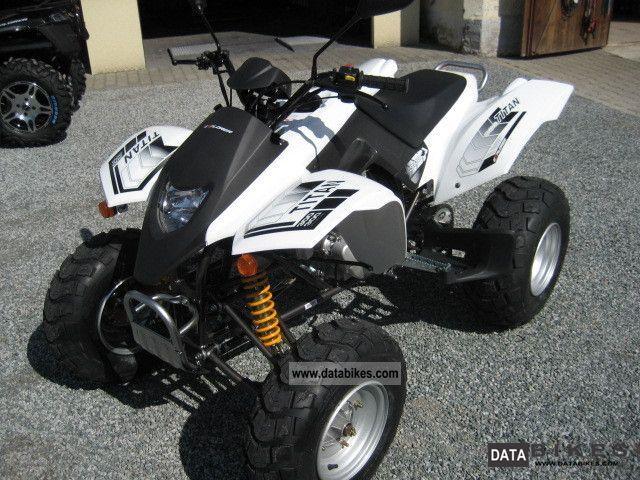 2011 Explorer  Titan 300 *** 5-speed + R / 2, sleeps approval *** Motorcycle Quad photo