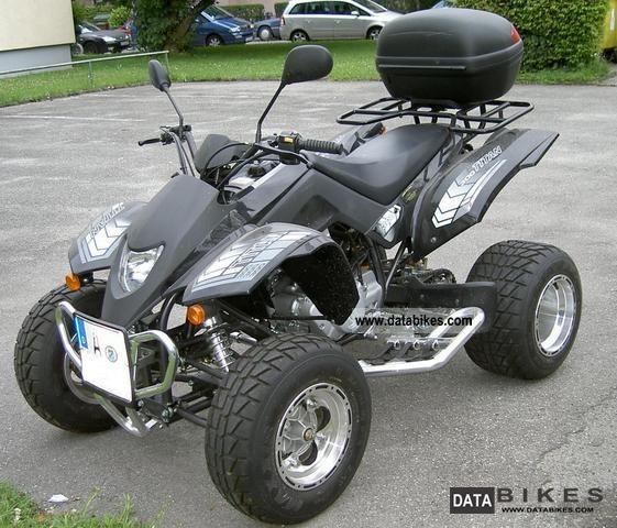 2009 Explorer  Titan 300 CCR Motorcycle Quad photo