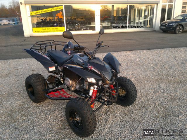 Explorer  Trasher 520 Supersport LoF 2011 Quad photo