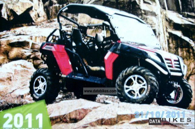 2011 Explorer  Bazooka Motorcycle Quad photo
