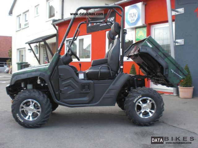 2011 Explorer  Rancher 500 LOF Motorcycle Quad photo