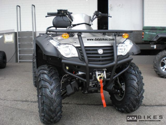2011 Explorer  Terra Lander 500 LOF Motorcycle Quad photo